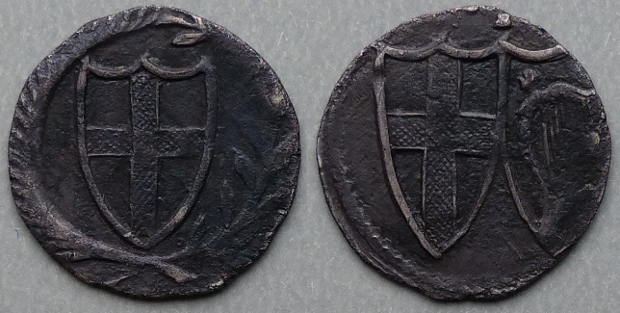 Commonwealth penny 1649 - 1660
